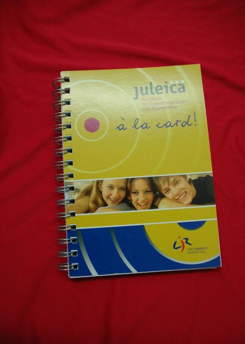 Juleica -Handbuch à la card